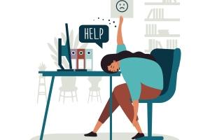 Federale regering bindt de strijd aan met stress op het werk